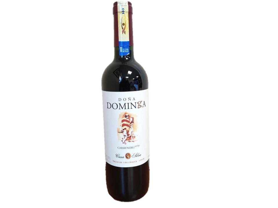Doña dominga carmenere 750ml